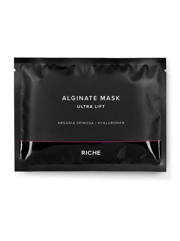 RICHE Маска Альгинатная с Лифтинг Эффектом, 30г альгинатная маска виды