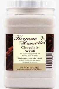 Keyano Aromatics Скраб Шоколадный, 1900 мл