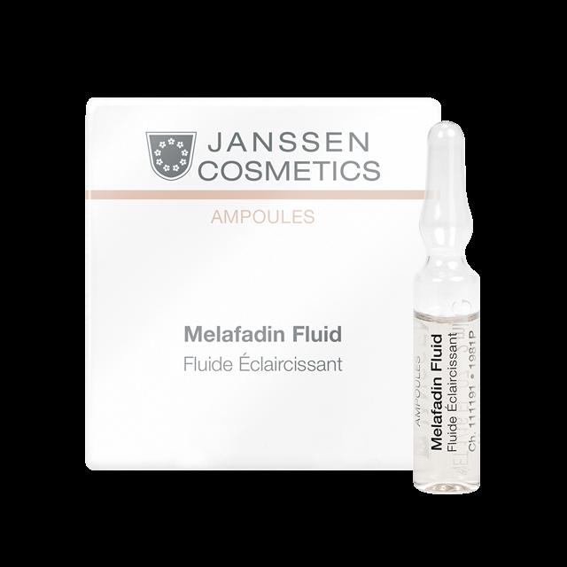 Janssen Ампулы Мela-Fadin Осветляющие Ампулы Ампула, 25*2 мл phytocyane ампулы