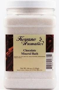 Keyano Aromatics Соль для Ванны Шоколад, 1900 мл