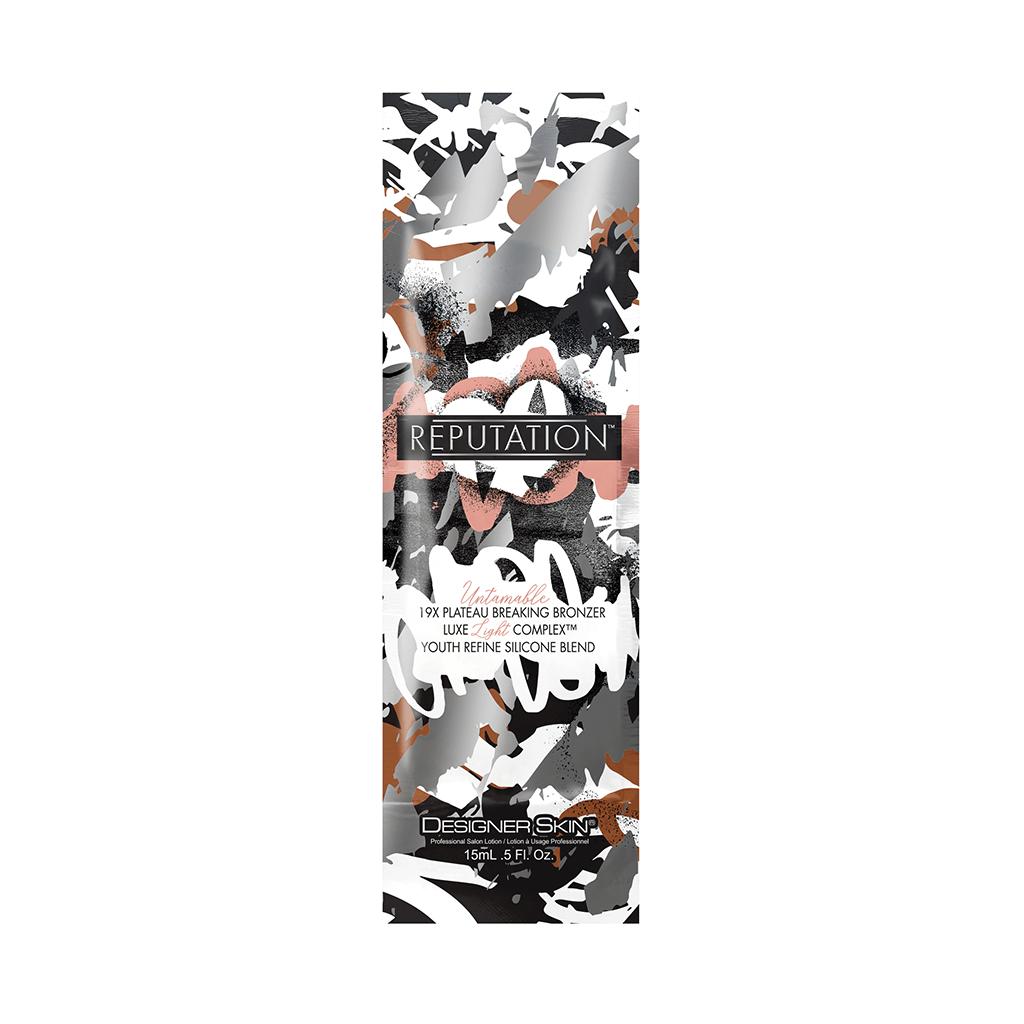 Designer Skin 19Х Ультра Темный Лосьон с Особым Восстанавливающим Комплексом Reputation, 15 мл