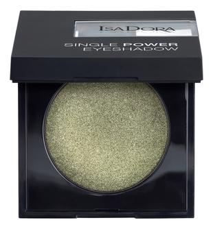 Фото - IsaDora Тени Single Power Eyeshadow для Век 16, 2,2г тени для век eyeshadow 2 5г 06 purple