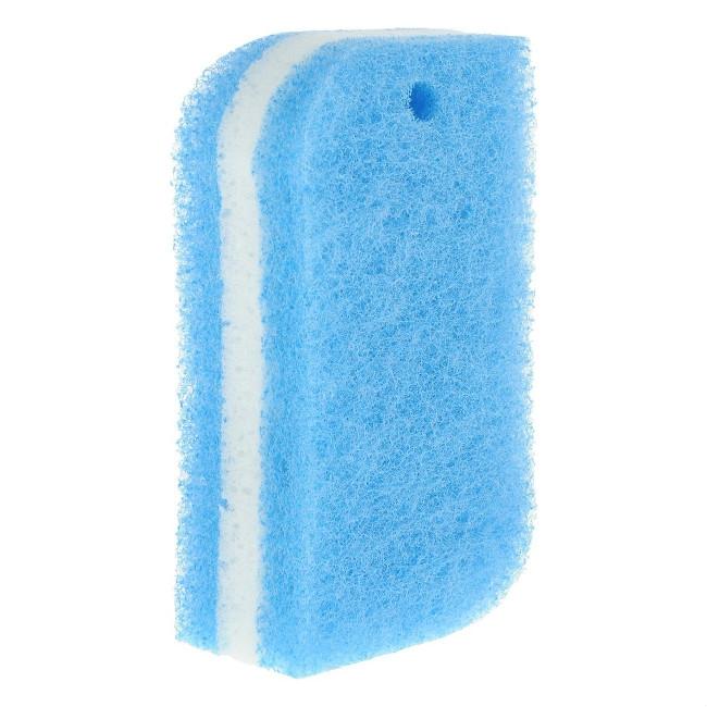 ohe corporation kitchen sponge абсорбирующая губка для кухни из целлюлозы 2 шт 18х20 см Ohe Губка для Ванной Трехслойная, 1 шт