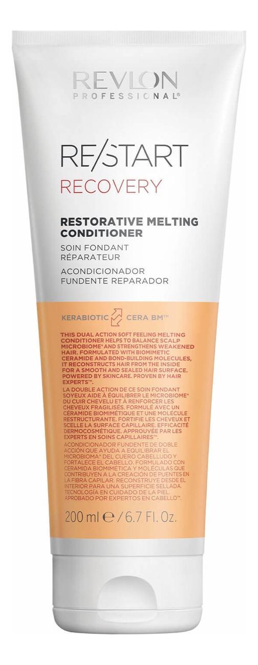 REVLON Кондиционер Restart Recovery Restorative Melting Conditioner Восстанавливающий, 200 мл