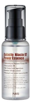 Purito Эссенция Galacto Niacin 97 Power Essence Обновляющая с Ниацинамидом, 60 мл недорого
