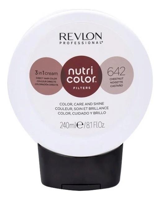 REVLON Крем-Краска Nutri Color Filters, 240 мл недорого