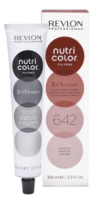 REVLON Крем-Краска Nutri Color Filters без Аммиака, 100 мл недорого