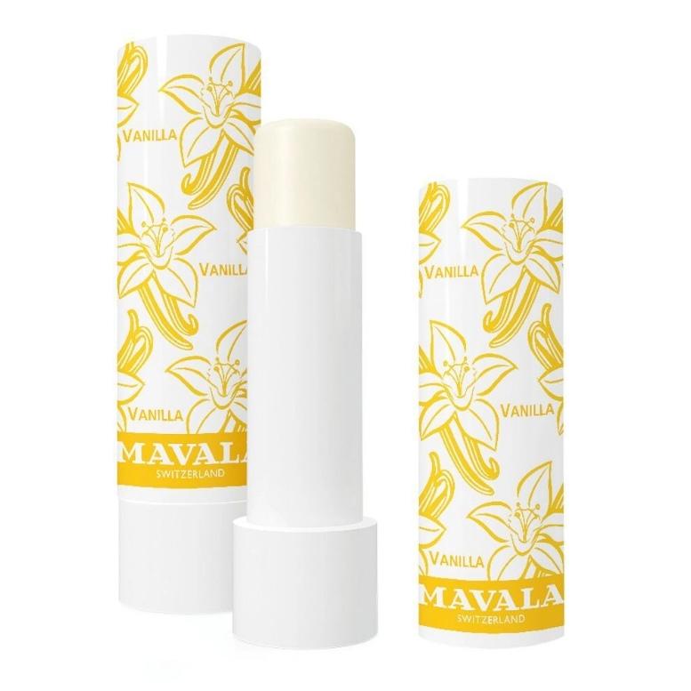 Фото - Mavala Бальзам Lip Balm Vanilla для Губ Тинт Ваниль, 4,5г mavala бальзам lip balm candyh для губ тинт леденец 4 5г