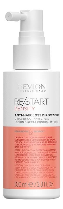 Фото - REVLON Спрей Anti-Hair Loss Direct Spray против Выпадения Волос, 100 мл ароматика репейное масло против выпадения волос 100 мл
