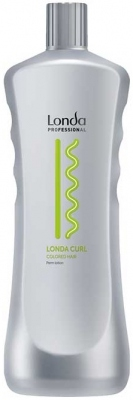 LONDA Curl Лосьон C для Завивки Окрашенных Волос, 1000 мл все цены