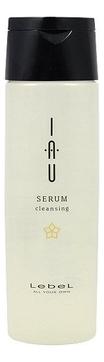 Lebel Cosmetics IAU Serum Увлажняющий аромашампунь, 200 мл