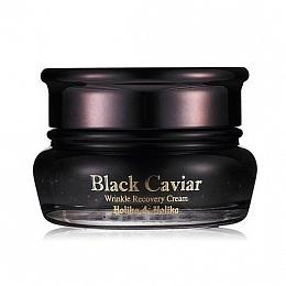 Holika Holika Крем Black Caviar Anti-Wrinkle Cream Питательный Лифтинг, 50 мл