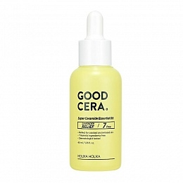 Holika Масло Good Cera Super Ceramide Essential Oil Универсальное, 40 мл