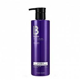 Holika Holika Шампунь Biotin Hair Loss Control Shampoo против Перхоти и Выпадения Волос, 390 мл holika holika biotin damage care essence wax
