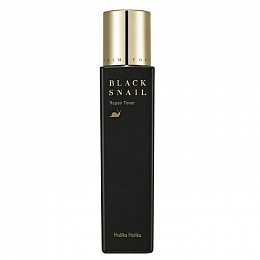Holika Тонер Prime Youth Black Snail Repair Toner Восстанавливающий для Лица, 160 мл