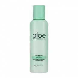 Holika Эмульсия Aloe Soothing Essence 90% Emulsion Увлажняющая, 200 мл