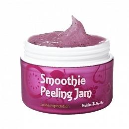 Holika Гель-Сатка Smoothie Peeling Jam Grape Expectation Отшелушивающий с Виноградом, 75 мл