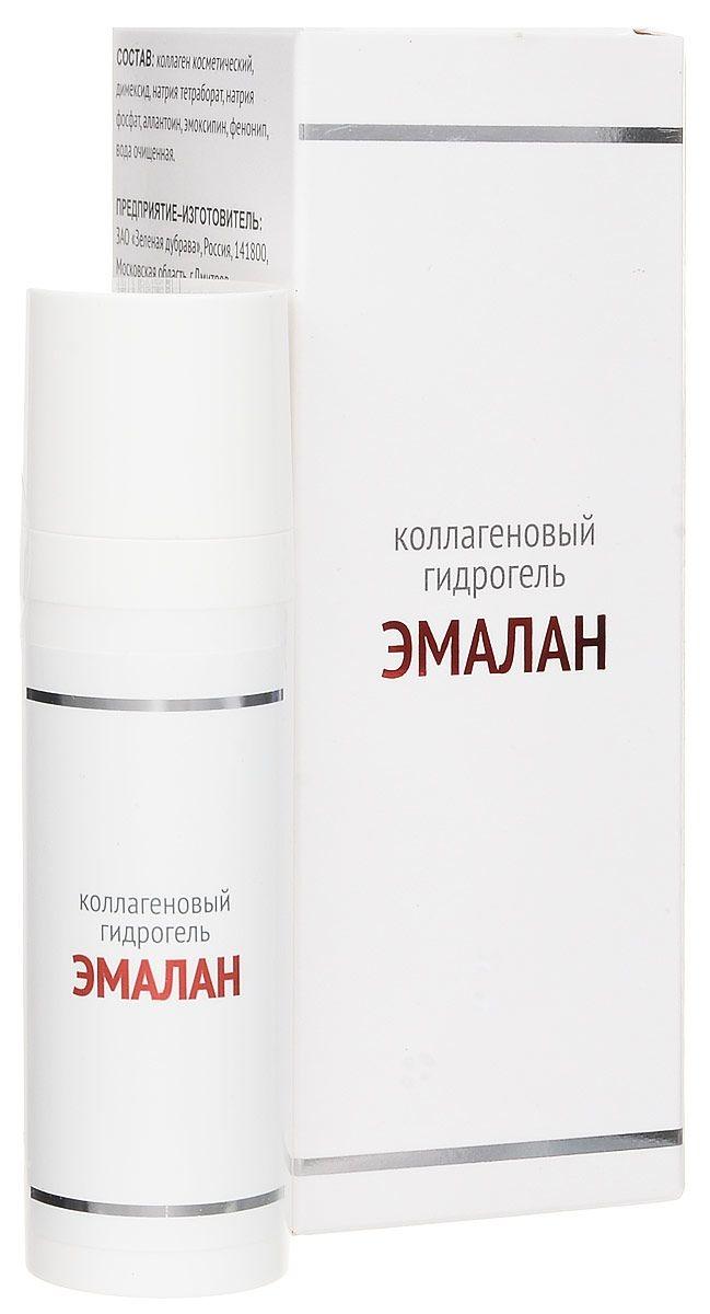 Collagene 3D Гидрогель коллагеновый с аллантоином, димексидом Эмалан, 30 мл