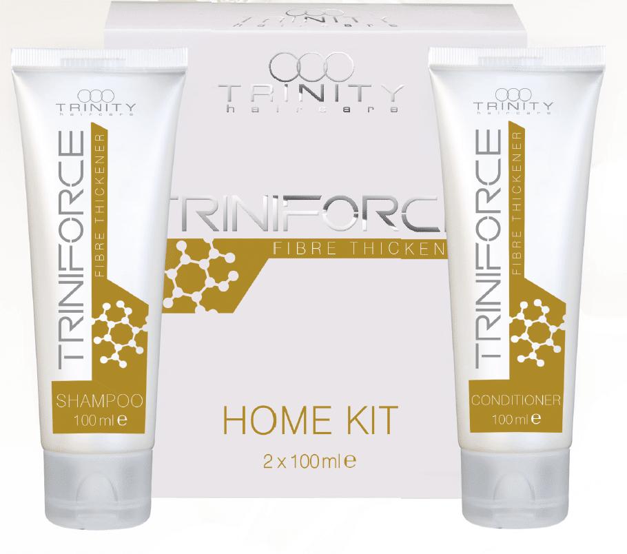 Trinity Hair Care Набор Шампунь+Кондиционер для Волос Уплотнение