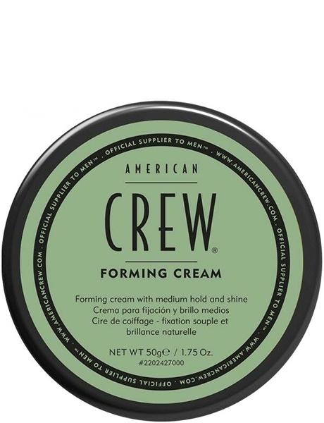 American Crew Средство для Укладки Средней Фиксации Со Средним Блеском Forming Cream, 85 мл