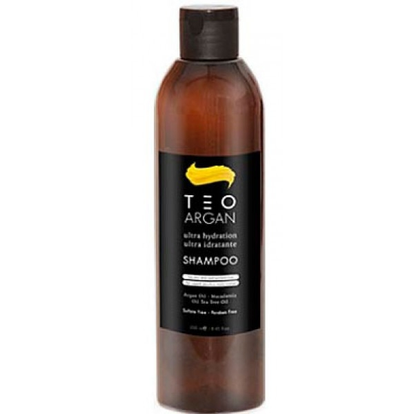 Teotema Шампунь с Аргановым Маслом, 250 мл гиалуроновый шампунь с аргановым маслом интенсивный увлажняющий 250 мл librederm шампуни