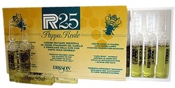 Dikson Средство Pарра Reale Ампульное для Волос, 10*10 мл лучшее средство от выпадение волос