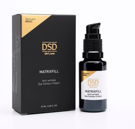 DSD De Luxe Крем Matrixfill Anti-Wrinking Eye Contur Cream Матриксфилл для Контура Глаз против Морщин, 20 мл