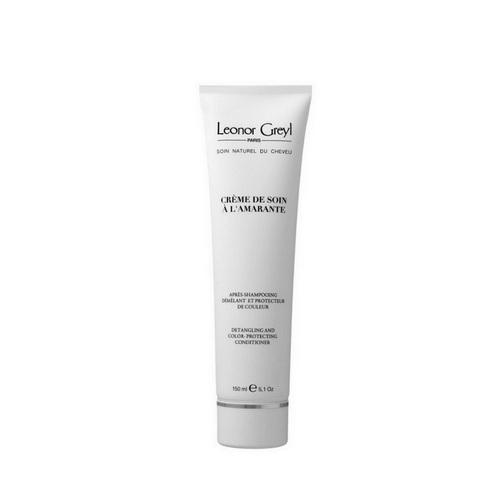 Leonor Greyl Крем-кондиционер для защиты цвета окрашенных волос с амарантом Creme de Soin A L'amarante, 150 мл leonor greyl восстанавливающий шампунь shampooing reviviscence 200 мл