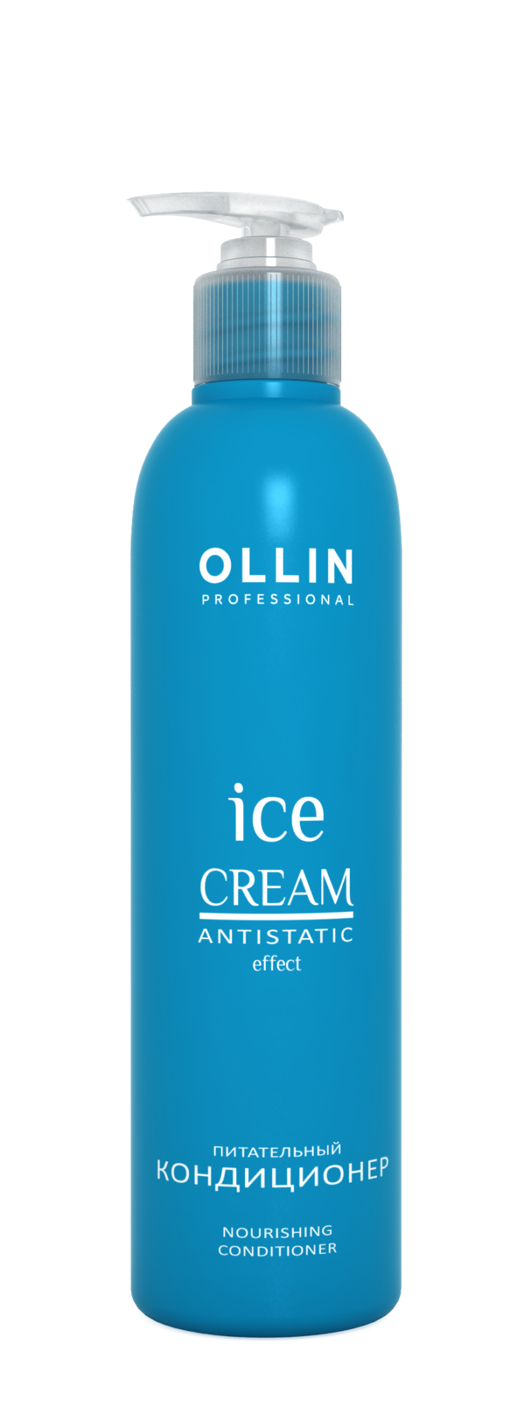 OLLIN PROFESSIONAL ICE CREAM Питательный Кондиционер Nourishing Conditioner, 250 мл nourishing conditioner