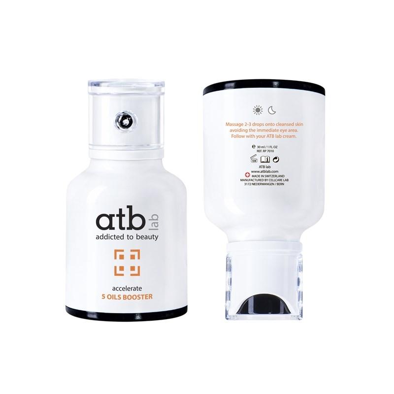 ATB Lab Бустер 5 Масел, 30 мл крем из натуральных масел