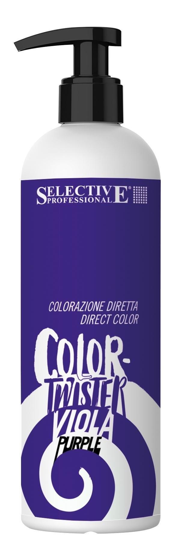 Selective Professional Ухаживающая Краска Фиолетовый COLOR -TWISTER, 300 мл