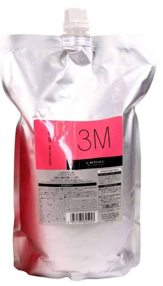 Lebel Cosmetics IAU CELL CARE 3М Крем интенсивный для увлажнения волос, 1000 мл
