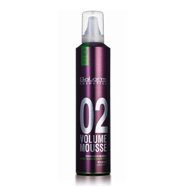 Salerm Cosmetics Мусс Volume Mousse Объем, 300 мл