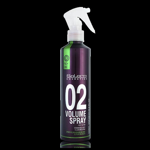 Salerm Cosmetics Спрей Volumen Spray для Объема, 250 мл спрей для укладки oscar blandi спрей для объема volumizing spray объем 250 мл