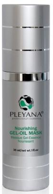 Pleyana Маска Gel-Oil Питательная 3 в 1, 30 мл