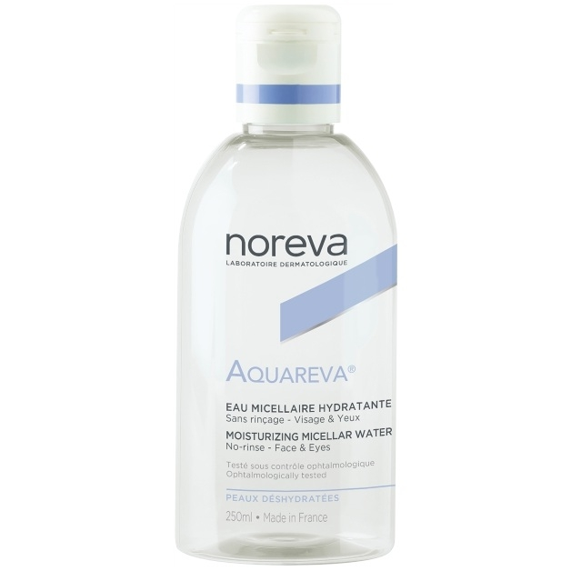 Noreva Вода Aquareva Мицеллярная для Обезвоженной Кожи Флакон, 250 мл