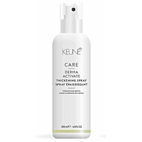 Keune Спрей Care Derma Activate Thickening Spray против Укрепляющий Выпадения Волос, 200 мл ducray неоптид лосьон от выпадения волос для мужчин 100 мл