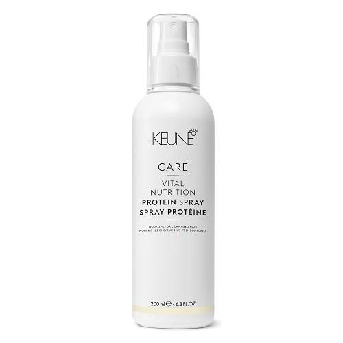 Keune Кондиционер-Спрей Care Vital Nutr Protein Spray Протеиновый Основное Питание, 200 мл label m спрей create protein spray протеиновый 250 мл