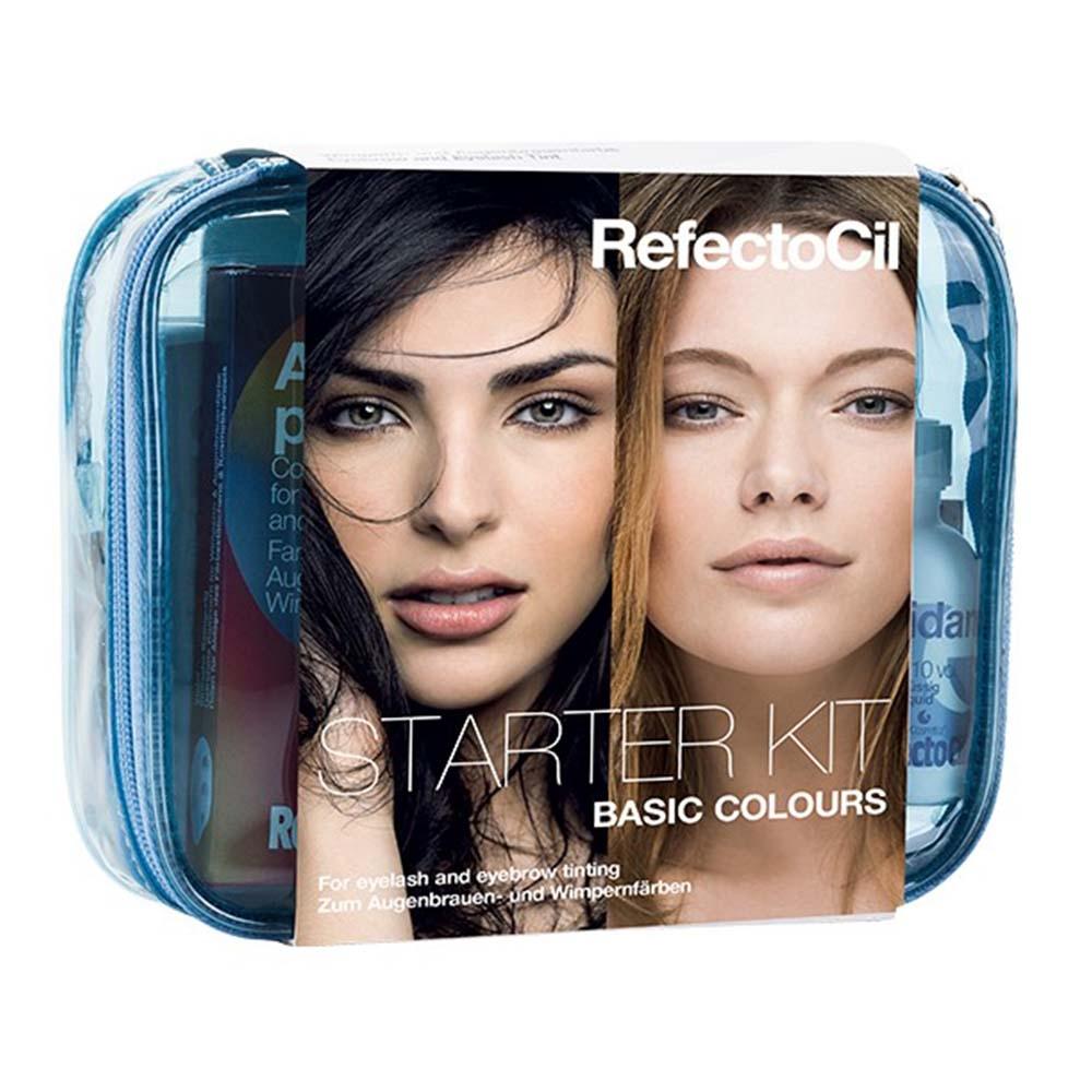Refectocil Набор Starter Kit Basic Colours цена