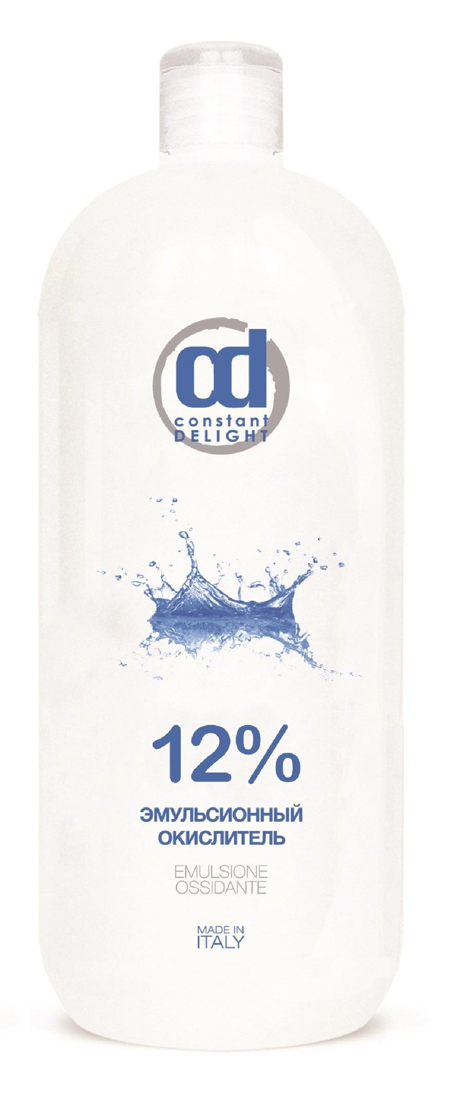 Constant Delight Окислитель Emulsione Ossidante 12% Эмульсионный, 1000 мл