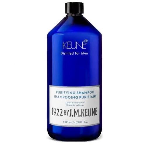 Keune Шампунь 1922 Purifying Shampoo Обновляющий против Перхоти, 1000 мл keune шампунь 1922 purifying shampoo обновляющий против перхоти 250 мл