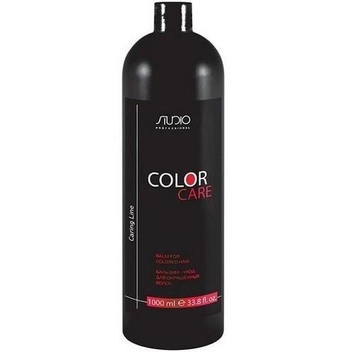 Kapous Бальзам Color Care для Окрашенных Волос, 1000 мл estel color life бальзам сияние для окрашенных волос 1000 мл