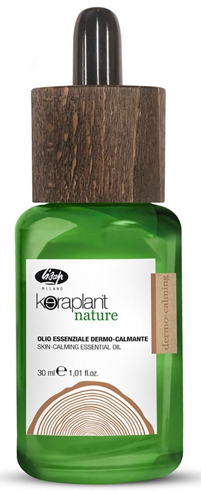Lisap Эфирное Масло для Чувствительной Кожи Головы Keraplant Nature Skin-Calming Essential Oil, 30 мл