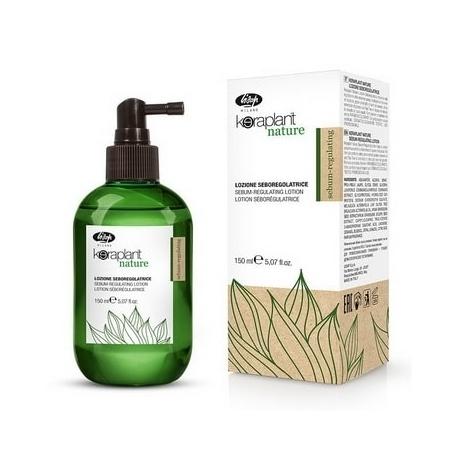 Lisap Лосьон Себорегулирующий Keraplant Nature Sebum-Regulating Lotion, 150 мл lisap эфирное масло от перхоти keraplant nature anti dandruff essential oil 30 мл