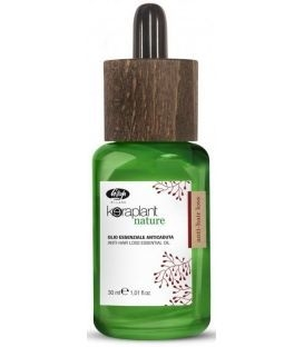 Lisap Эфирное Масло от Выпадения волос Keraplant Nature Anti-Hair Loss Essential Oil, 30 мл витамины от выпадения волос недорогие и эффективные