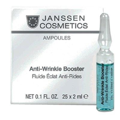 Janssen Реструктурирующая Сыворотка в Ампулах с Лифтинг-Эффектом, 25*2 мл janssen лифтинг сыворотка в ампулах с пептидами тимулирующими синтез эластина 7 2 мл