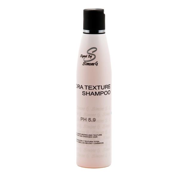 Simone Крем-Шампунь Hydra Texture Shampoo №16 для Сухих и Нормальных Волос, 200 мл