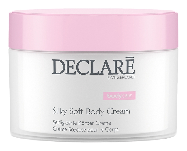 Declare Крем для Тела Шелковое Прикосновение Silky Soft Body Cream , 200 мл it s skin mangowhite body cream крем для тела увлажняющий ит скин 200 мл