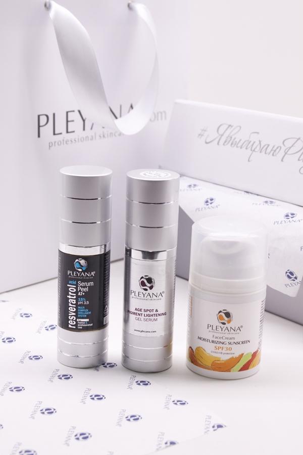 Фото - Pleyana Комплекс Home Skin Care Set  #2 Pleyana, 2*30+50 мл кильдишев олег игоревич великолепное здоровье и активное омоложение