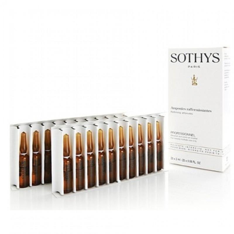Sothys Сыворотка Hydra3Hа Hydrating Serum Ультраувлажняющая, 20*2 мл